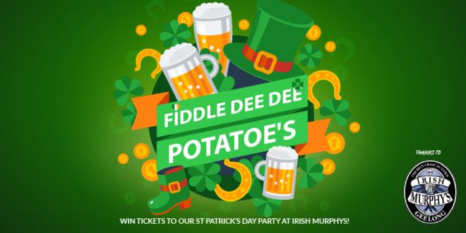 Fiddle-Dee-Dee-Potatoe